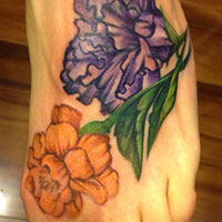 Cover up Tattoo - Amy Ausiello